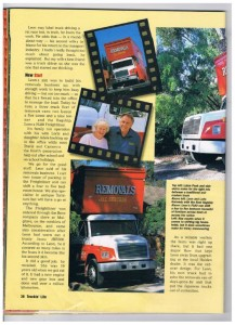 Removalist in Media